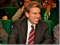 Chris Stevens Smiles
