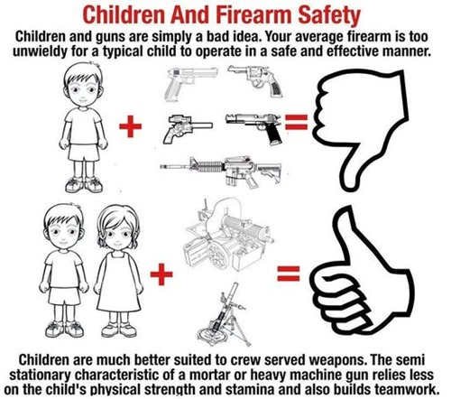 gunsafetychildren