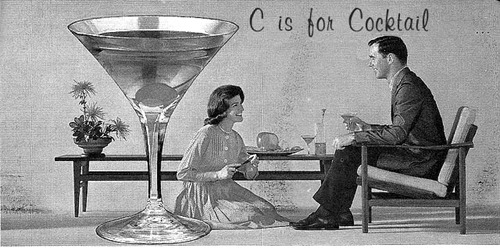 c is for cocktail