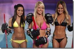 Bikini-Hockey