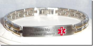Delete-My-Browser-History-Medicalert-Bracelet