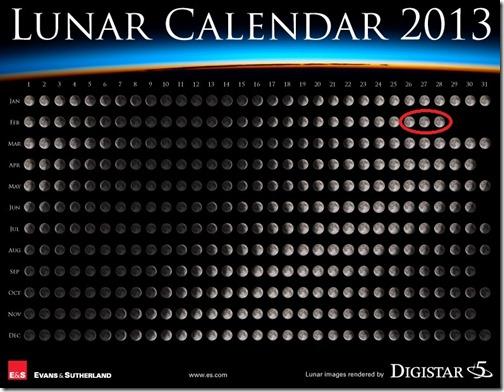MoonCalendar2013