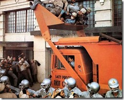 cSoylent Green Food Riot