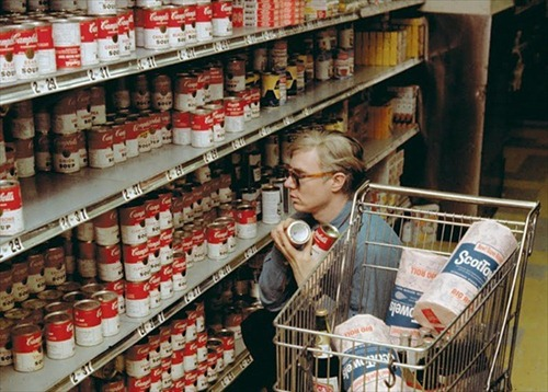 Warhol Shopping