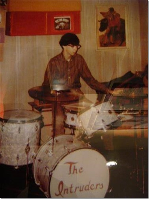 Joey Ramone drums