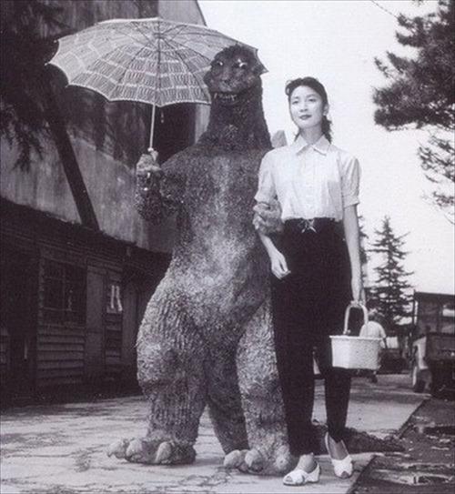Godzilla Walk