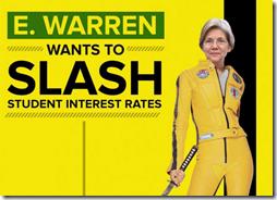 Elizabeth-Warren-Slash-Student-Loan-Rates-Ready4Warren-613x442