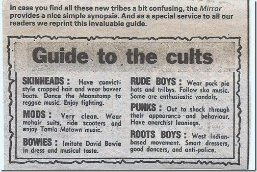 Then it Was Ephemera cults1979