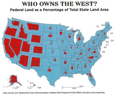 federallands