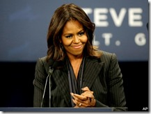 Michelle Obama Massachusetts Governor