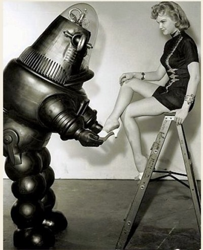 robot forbidden planet