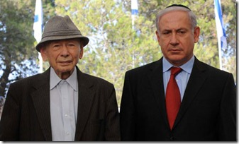 Benzion-Netanyahu-left-005