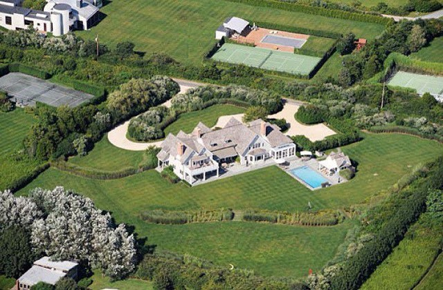hillary house