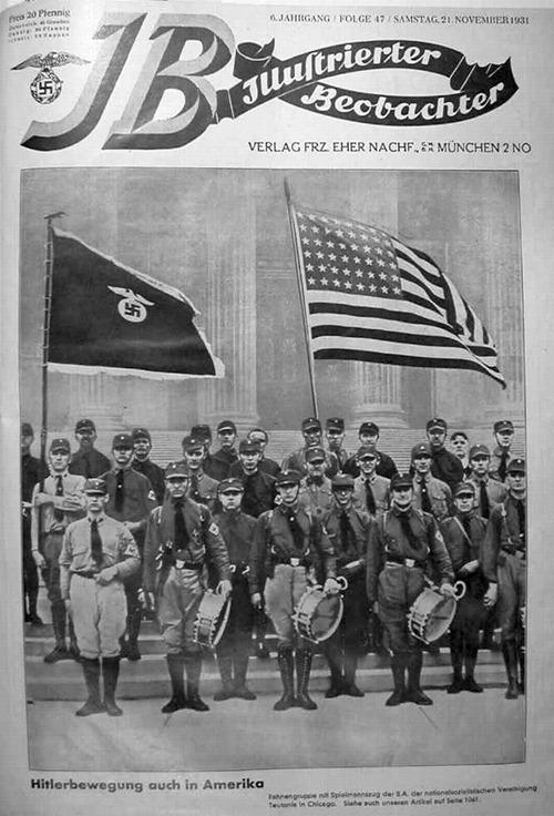 ChicagoNazis1931
