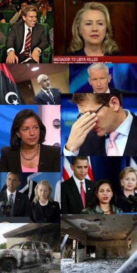 benghazi scandal The benghazi select committee, one of the longest congressional us investigations in american history, released its final report from congressional.