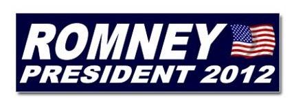 romney_bumper_stickers_car_magnet_10_x_3