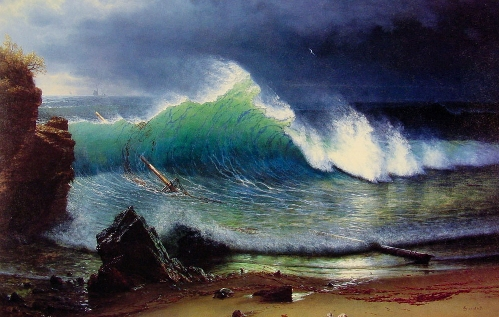 Albert Bierstadt - The Turquoise Shore.jpg