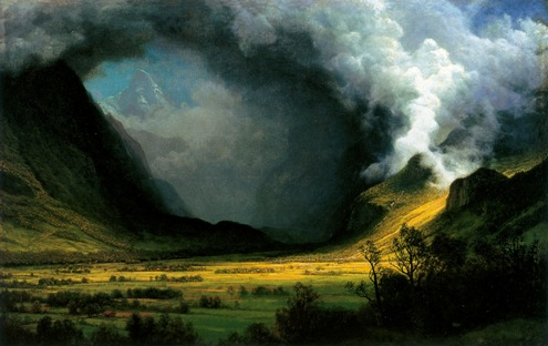 Albert Bierstadt--Storm in the Mountains.1870.jpg