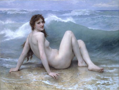 Bouguereau The Wave.jpg