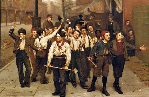 John George Brown The Gang.jpg