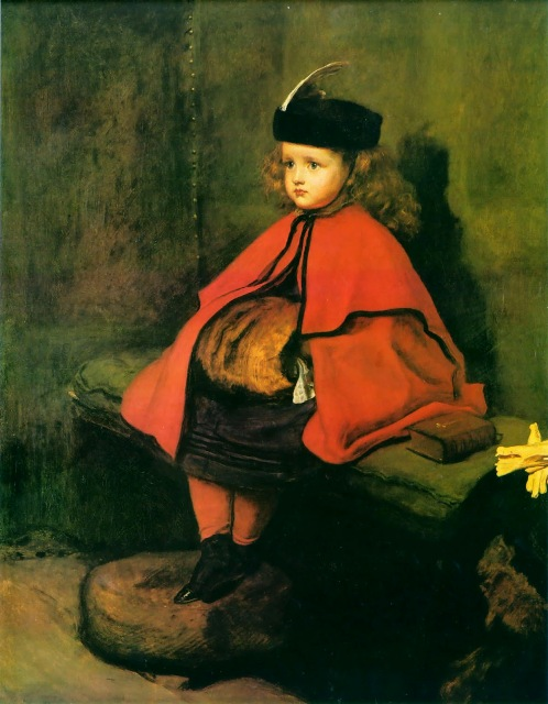 Millais My First Sermon.jpg