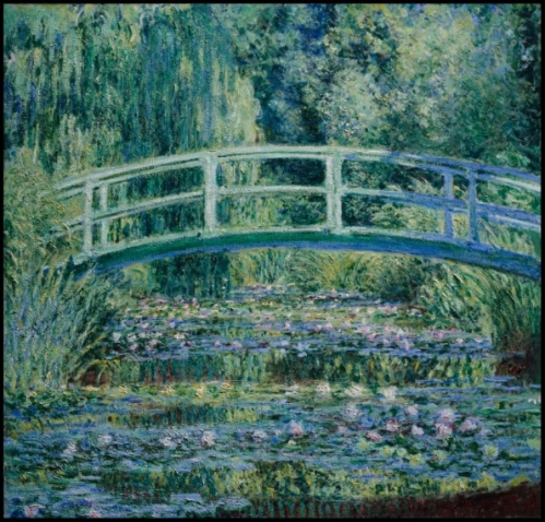 Monet Lillies Bridge.jpg