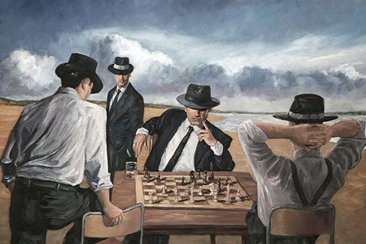The Chess Players - Theo Michael.jpg