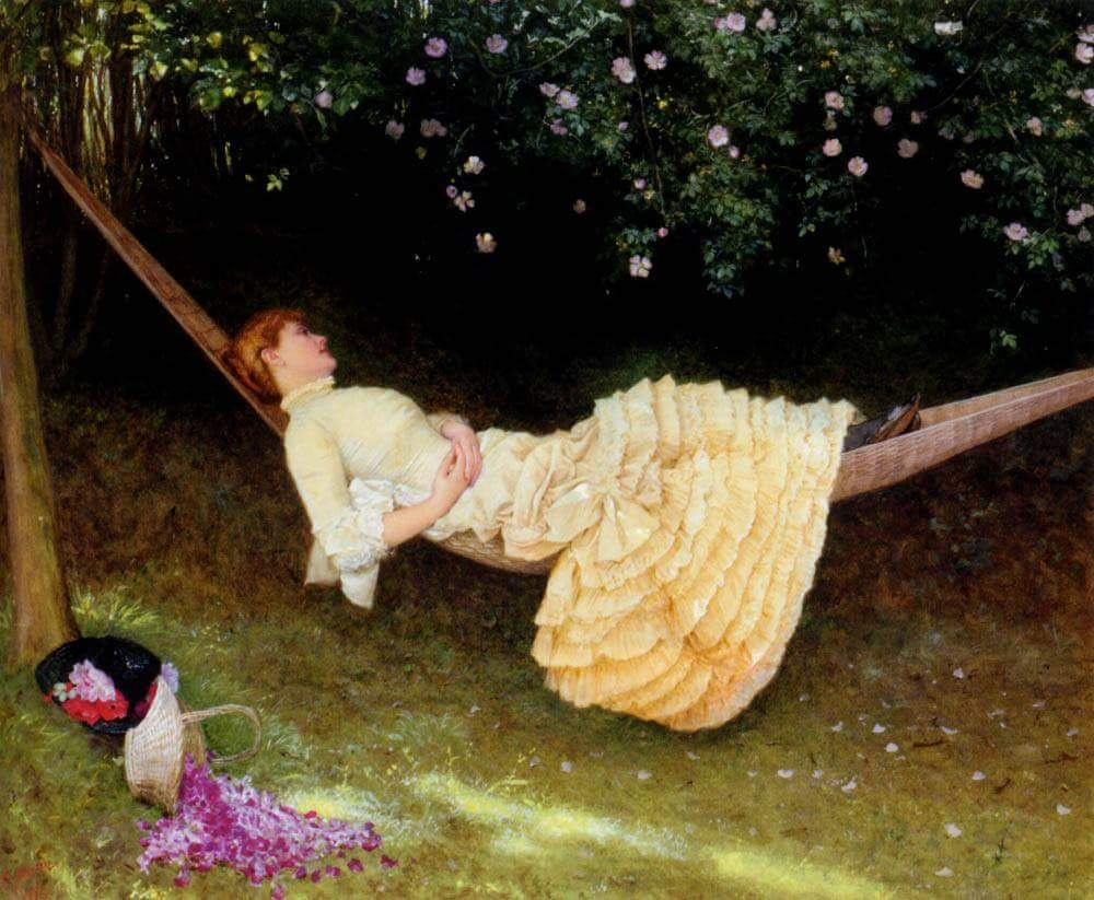 The Hammock Edward Killingworth Johnson 1881.jpg