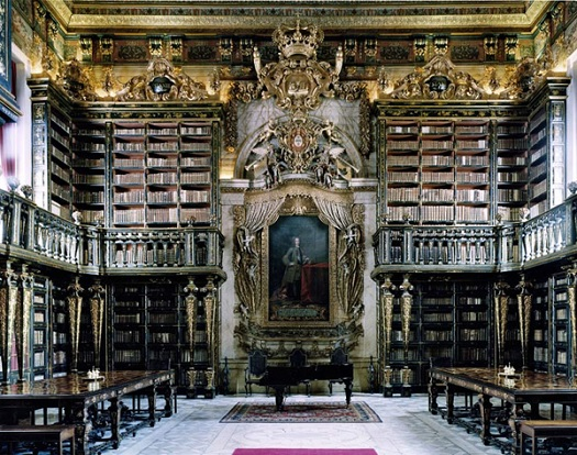 University of Coimbra General Library, Coimbra, Portugal.jpg