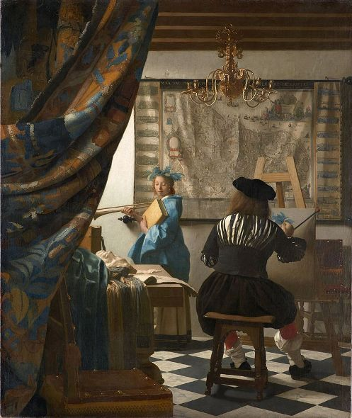 Vermeer art of painting.jpg