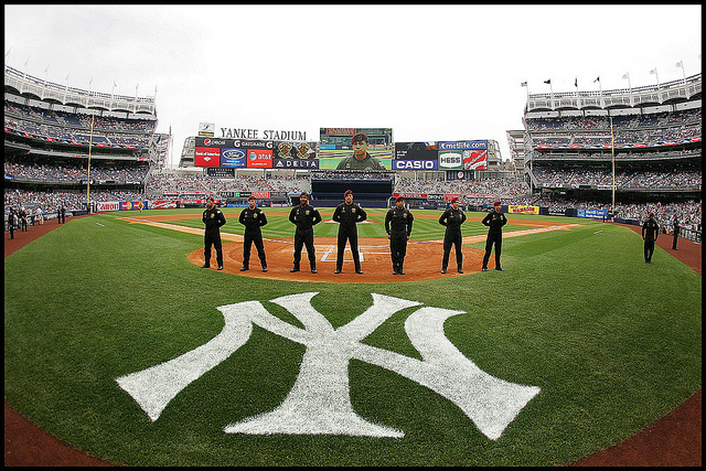Yankee Stadium honor.jpg