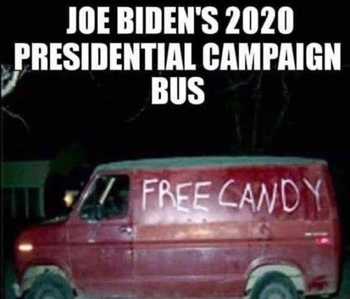 VIDEO: Creepy Joe Biden Pics You Probably Haven't Seen