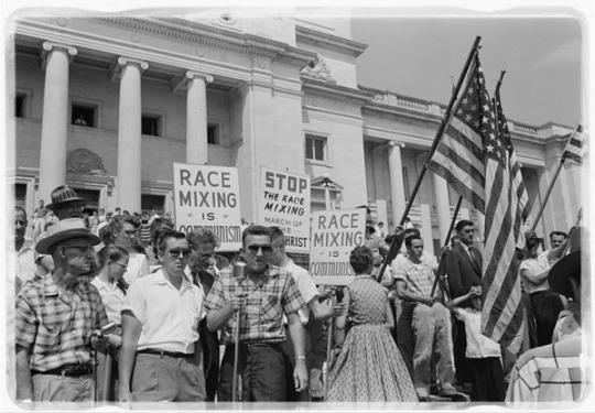 prejudice 1950 1960s