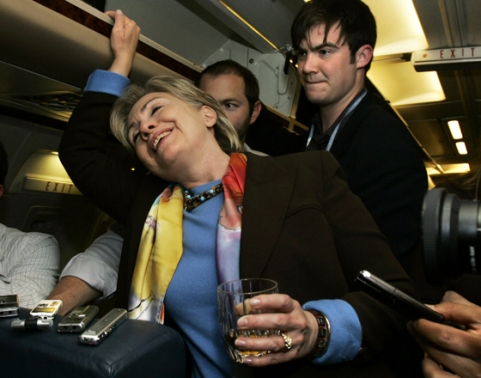 Does Hillary Drink A Lot Of Alcohol