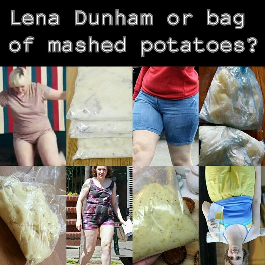 lena dunham or bag of mashed potatoes.jpg