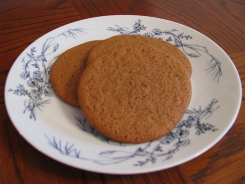 molasses cookie the silver palate.JPG