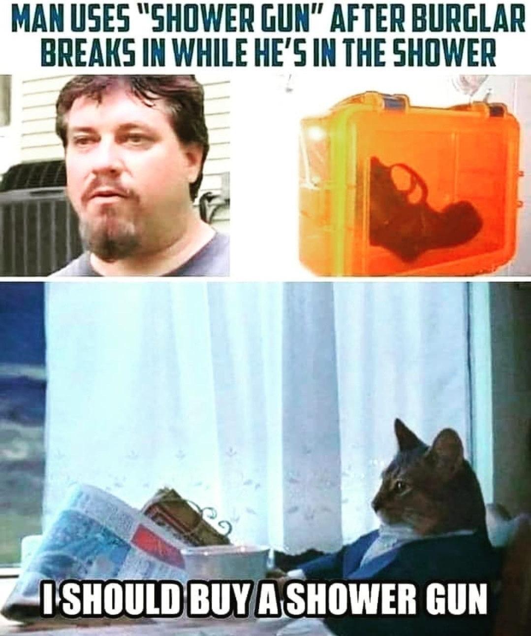 showergun