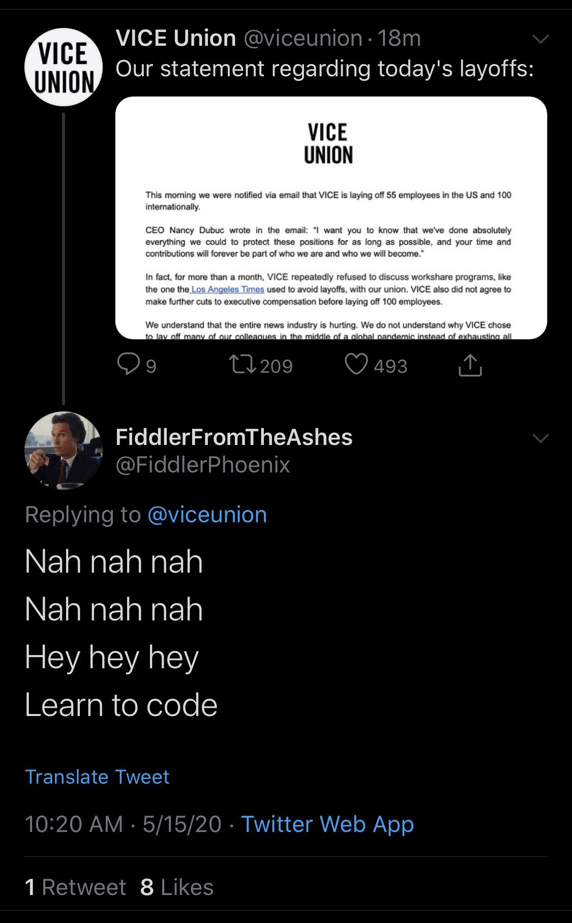 vicelearntocode