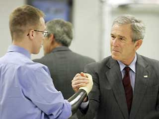 wounded hero bush visit.jpg